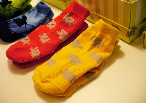 TRUMPETTE(トランペット)の靴下の新柄入荷です。
