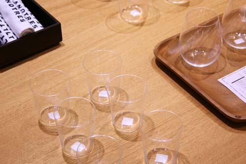松徳ガラス「うすはりグラス」