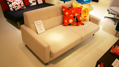 CARRE 2P SOFA