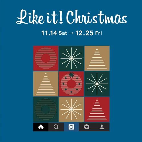 Like it! Christmas